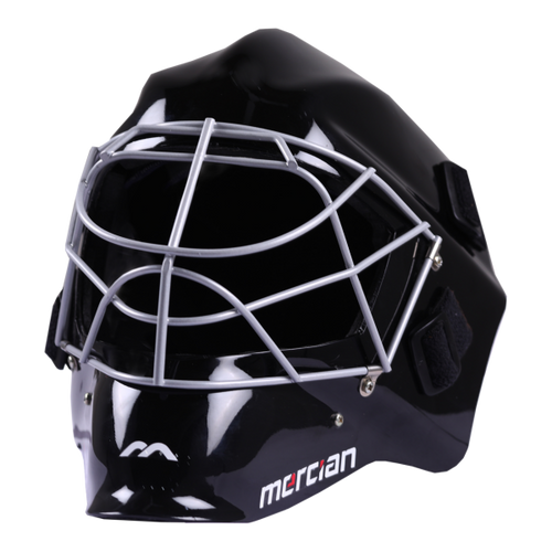 Mercian Genesis Senior Helmet Black - One Sports Warehouse