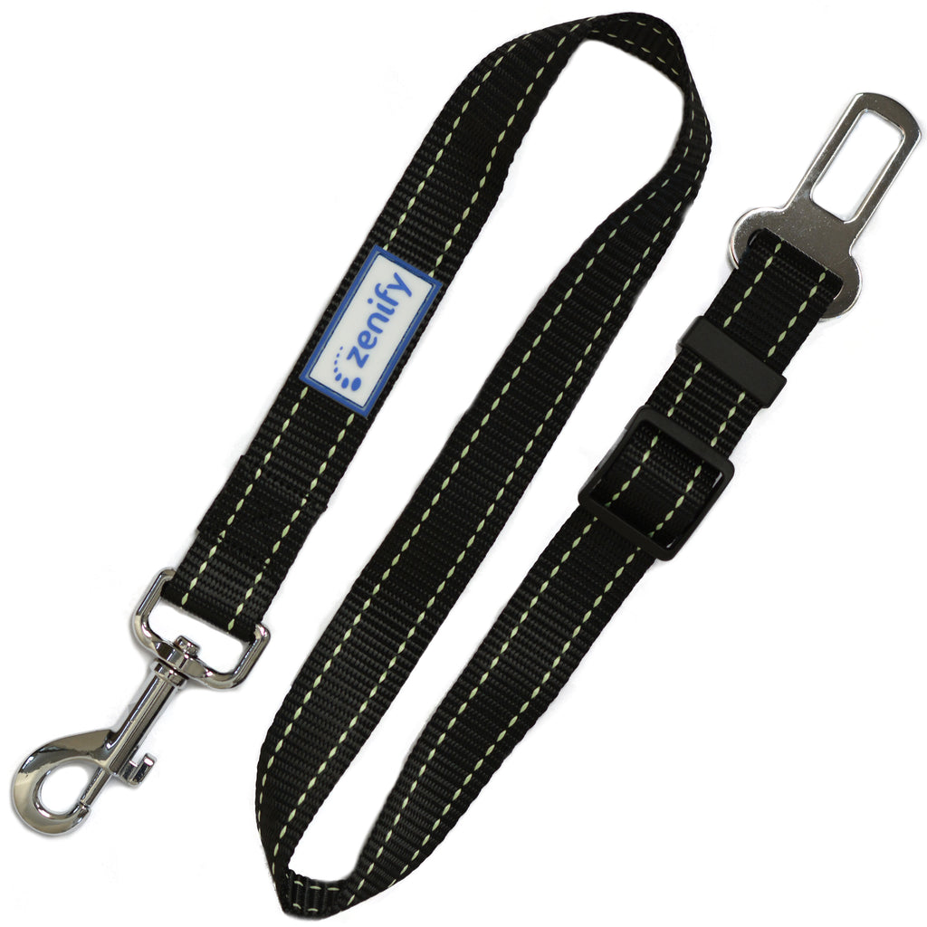 Zenify Heavy Duty Dog Car Seat Belt