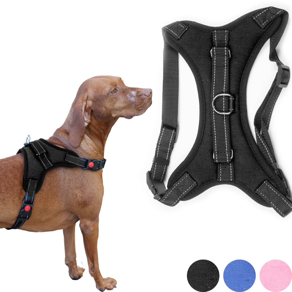 Zenify Pets Dog Harness - Grab Handle No Pull