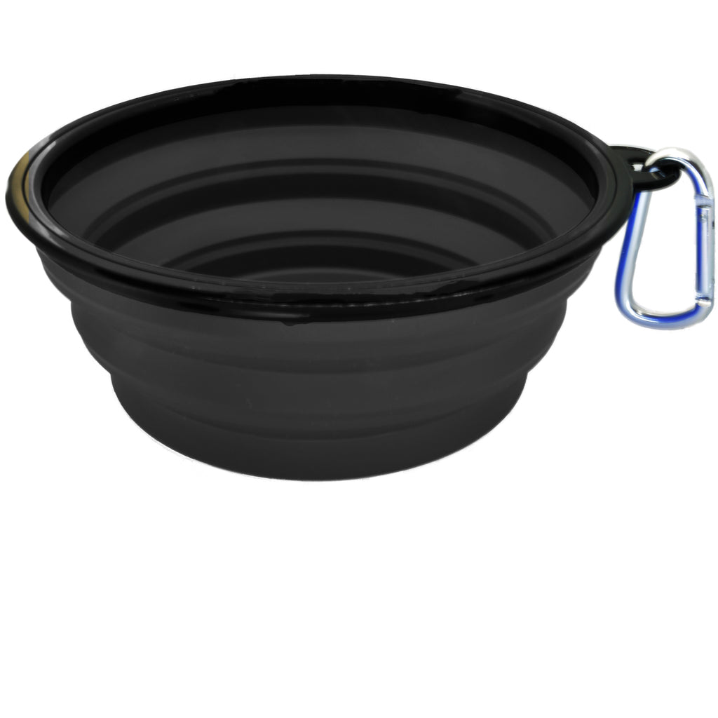 Zenify Collapsible Dog Bowl - Large