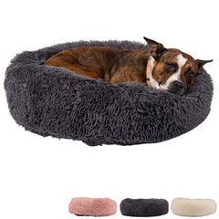 Zenify Calming Dog Bed for Cats or Small Medium Dogs Puppy