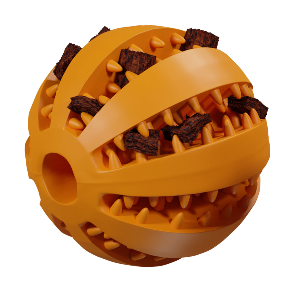 Zenify Dog Interactive Toy Treat Puzzle Chew Ball