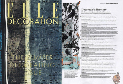 Elle Decoration October 2015