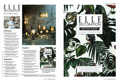 Elle Decoration October 2014
