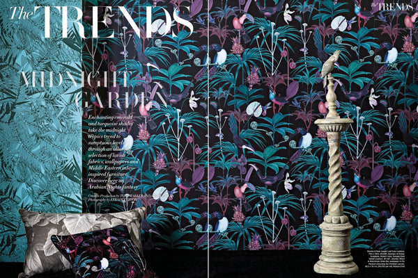 Harper's Bazaar Interiors Arabia Winter Issue 2016/2017