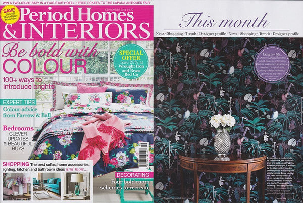 Period Homes & Interiors September 2016