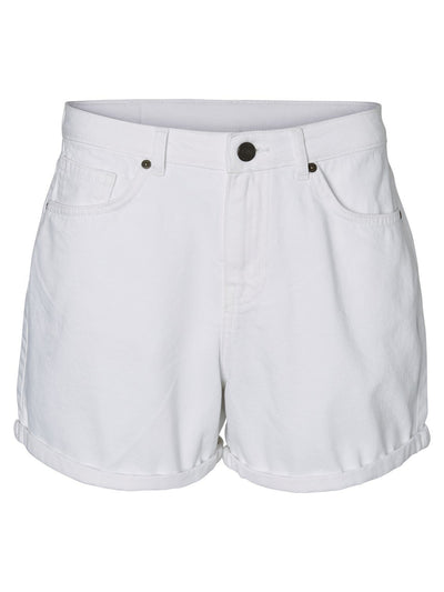 Be liv straight demin short white