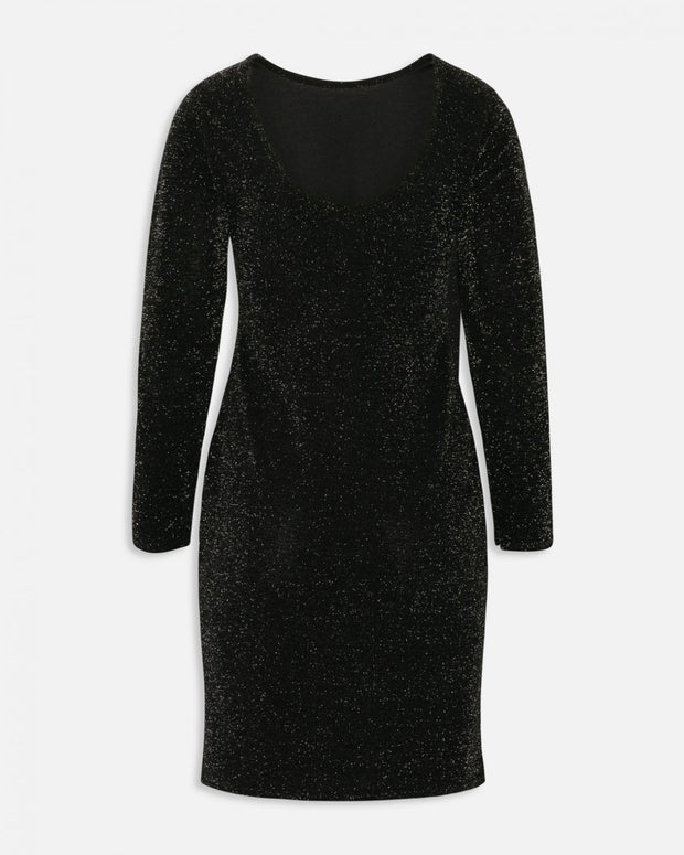 Catrin dress black/silver