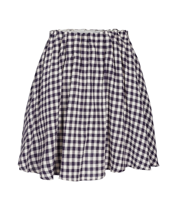Cilly short skirt navy