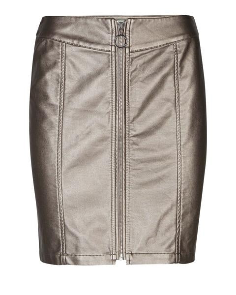 Fiana Skirt metal grey