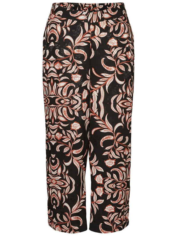 Gyana coco culotte pant orange