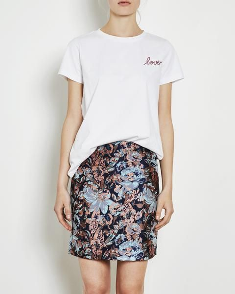 Hana Skirt True Navy