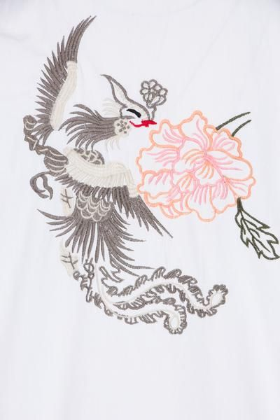 Ima Shirt with Embroidery