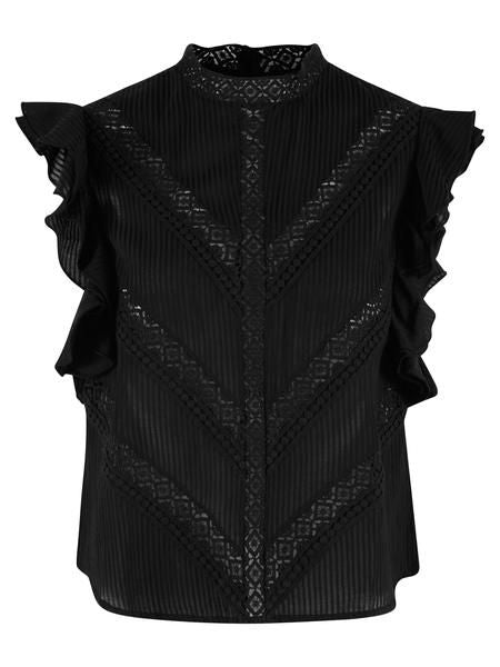 Isma Top Black