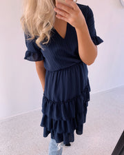Nie navy dress