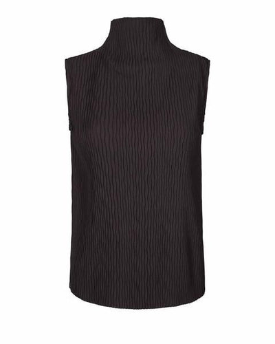 Selica Top Black