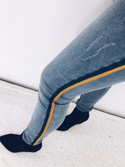 Seven MR slim tape jeans