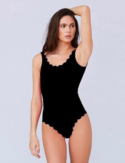 Silje Swimsuit Black