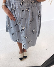 Sweet birds skirt