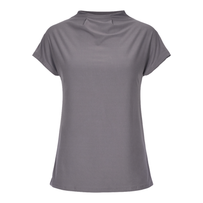 Alma top cashmere grey