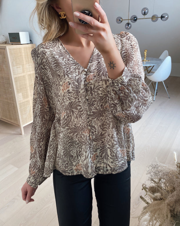 Jada blouse off white