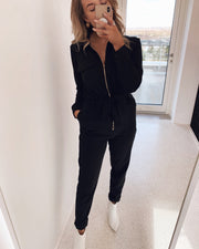 Emmi jumpsuit black