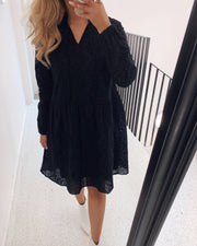 Vilke dress black