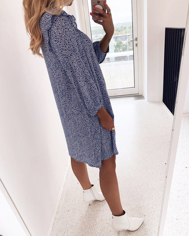 Alba dress new blue