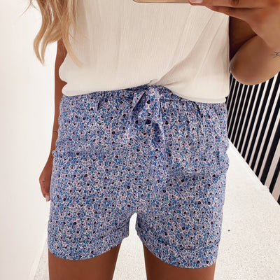 Ullah shorts flower