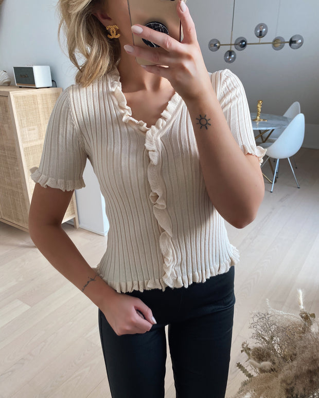 Fabia blouse off white