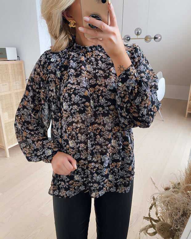 Koko blouse black
