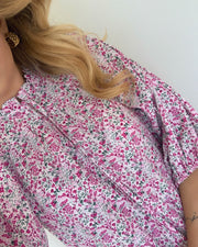 Illie dress pink flower