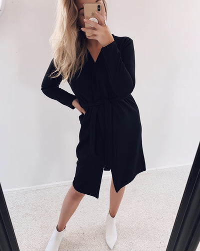 Cuda long shirtdress