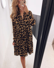 Love346 dress animal