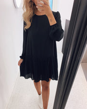 Dagmar dress black