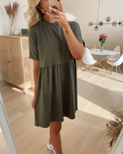 Kerry s/s short dress kalamata