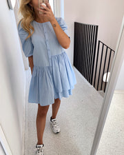 Gitte dress light blue