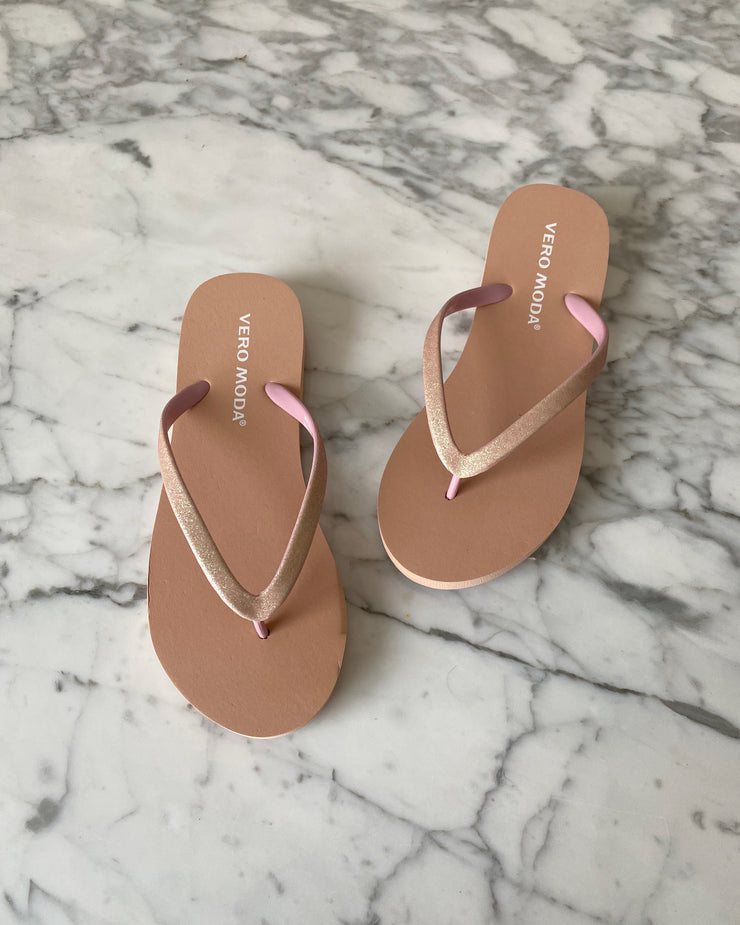 Siw flip flop toasted almond