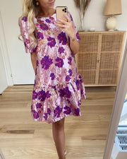 Japana ss dress orchid hush