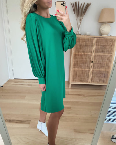 Noka dress jade