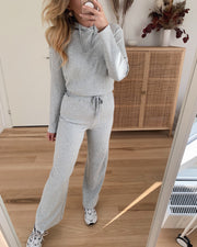 Carine pants light grey