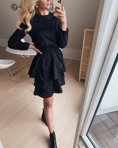 Nicoline-ls12 dress black