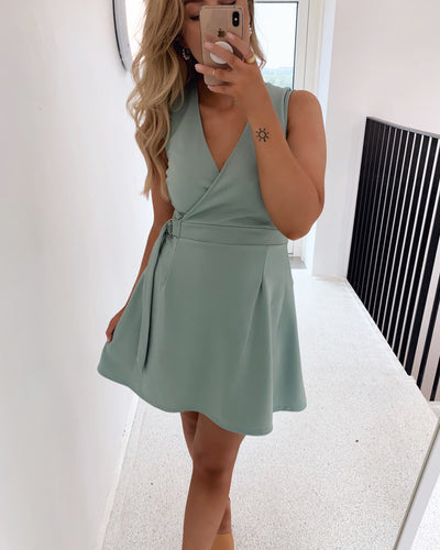Citu dress green