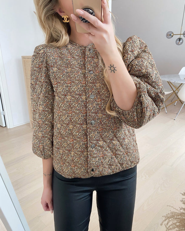 Love546-2 jacket petit flower