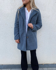 Dofi jacket blue grey