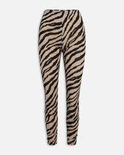 Velin leggings powder/zebra