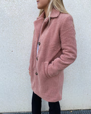 Dofi jacket dark rose