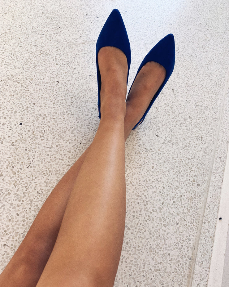Pumps royal blue