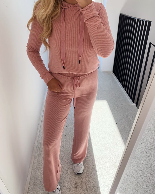 Verna pants soft rose mel