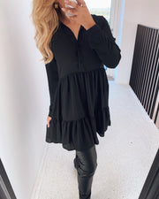 New Zigga tunic black